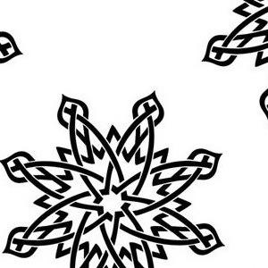 Arabian Snowflake